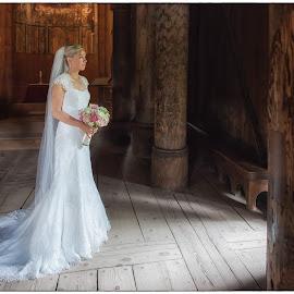 by Jan Egil Sandstad - Wedding Bride