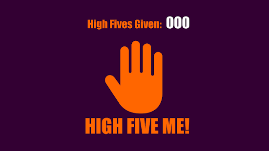 HIGH FIVE- screenshot thumbnail