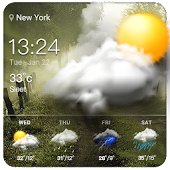 3 day weather forecasts free APK for Lenovo