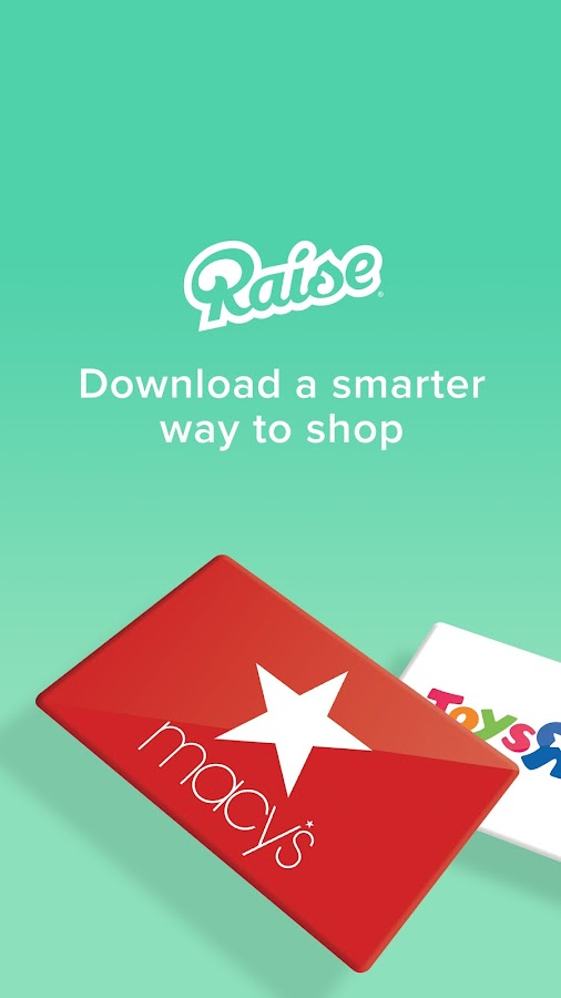 Raise: Discount Gift Cards Screenshot 0