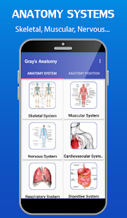 Gray's Anatomy - Atlas screenshot for Android