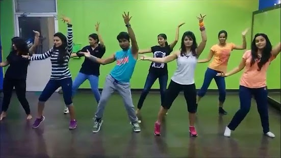 Bollywood Dance Workout Screenshot Thumbnail