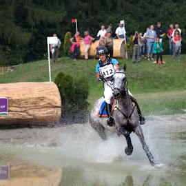 Water cross country by Aleksander Cierpisz - Sports & Fitness Other Sports