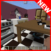 Kitchen Hide-and-Seek MCPE map Icon