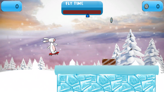 Free bunny run board Game - screenshot