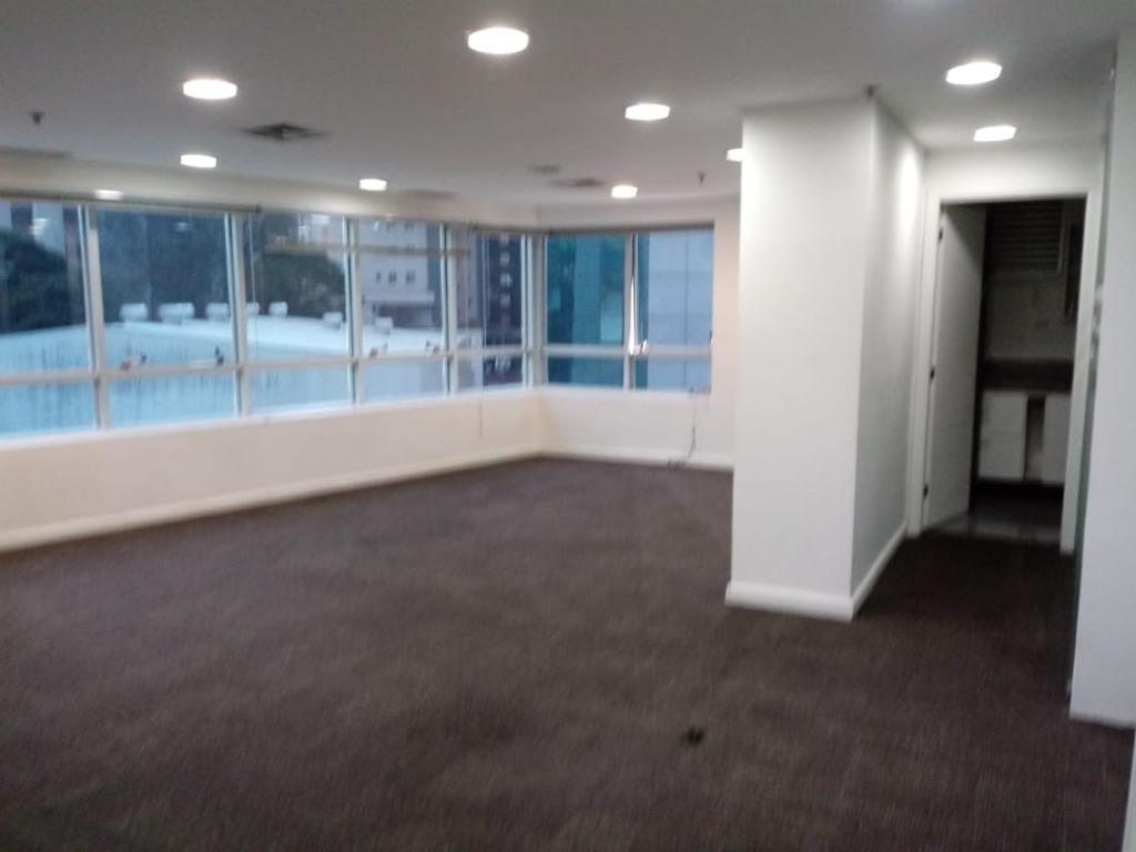 Sala para alugar, 103 m² por R$ 3.500,00/mês - Nova Campinas - Campinas/SP