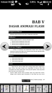 Buku Praktikum Flash CS6 - screenshot