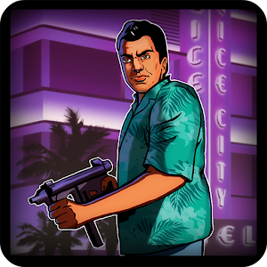 Cover art Miami crime simulator