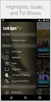 Screenshot of LaLiga TV – Official Football