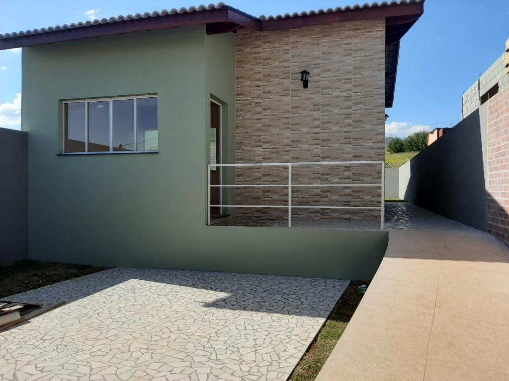 Casa com 2 dormitórios à venda, 75 m² por R$ 280.000 - Centro - Joanópolis/SP