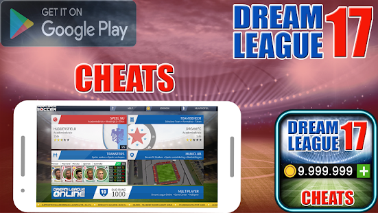 Cheats For Dream League Prank ! APK for Kindle Fire