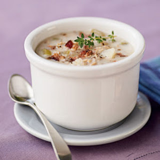 Simple Clam Chowder Soup Recipes