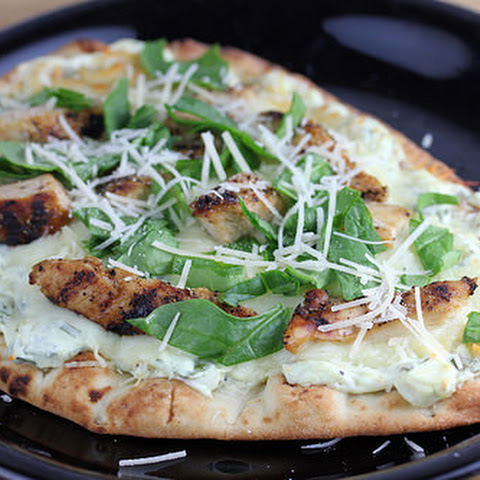 Chicken Artichoke Flatbread