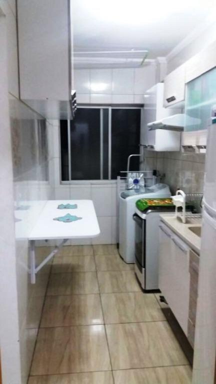 Apartamento à Venda - Dos Casa