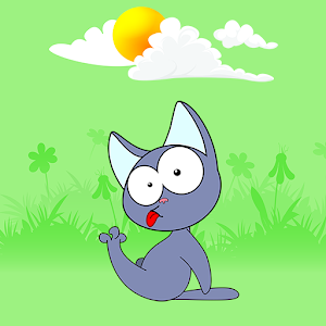 Weather + awesome cat Kisa. App