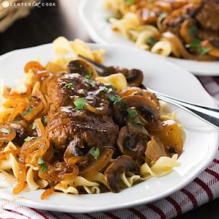 Salisbury Steak Noodles Recipes