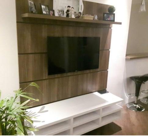Apartamento com 2 dormitórios à venda, 59 m² por R$ 235.000,00 - Parque da Amizade (Nova Veneza) - Sumaré/SP