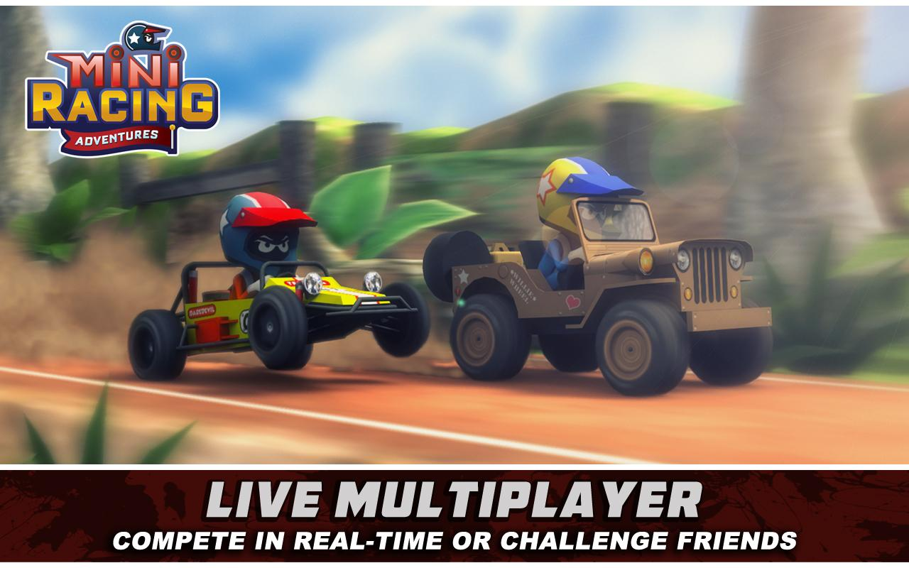 Mini Racing Adventures Screenshot 12