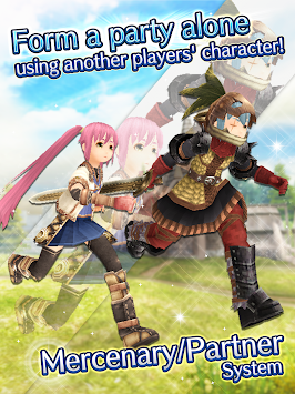 RPG Toram Online APK screenshot thumbnail 14