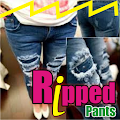 Ripped Pants