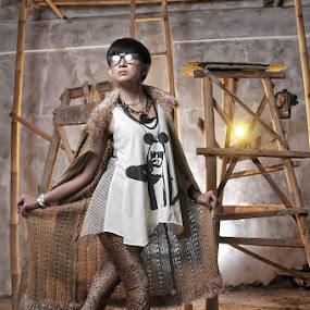 Dancing Like Gaga by Rizky Darmawan - People Fashion