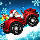 Winter Racing - Holiday Fun! icon