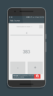 Easy Tally Counter - screenshot