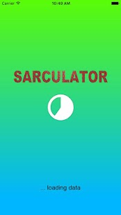 SARCULATOR - screenshot