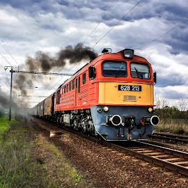 628-213 by Nagy Attila - Transportation Trains