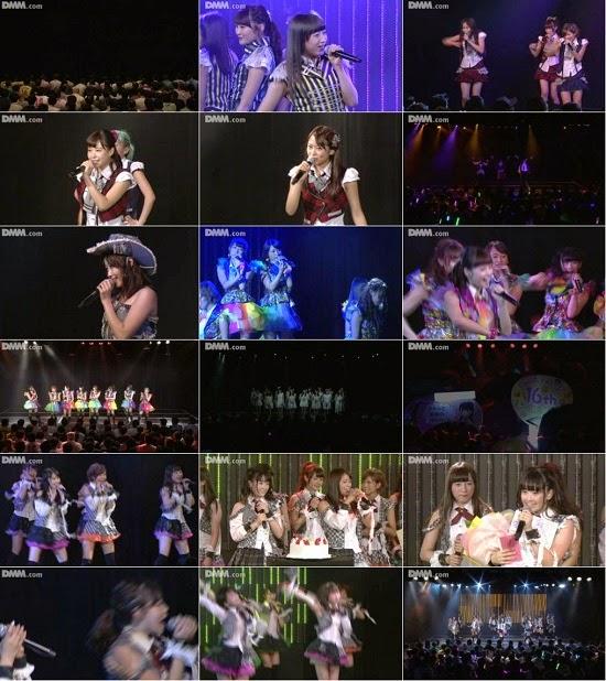 "(LIVE)(公演) NMB48 チームM ""RESET"" 武井紗良の生誕祭 141006"
