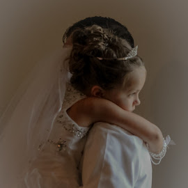 The Princess by William Boyea - Wedding Other ( child, crown, people, father,  )