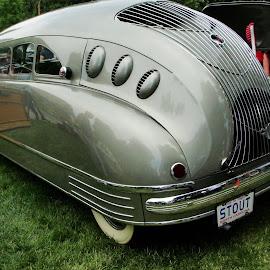 Stout by Rob Hallifax - Transportation Automobiles ( #stout #automobile #classic #autoshow #detroitmade,  )