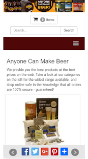 Anyone Can Make Beer - screenshot
