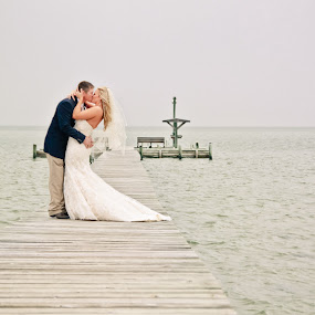 Sea of Love by Robin Haws - Wedding Bride & Groom