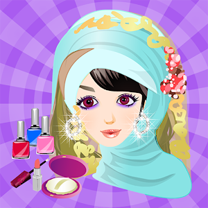 Dress Up arabian Girls