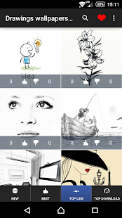 Приложение как рисунки