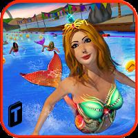 Mermaid Race 2016 For PC (Windows And Mac)