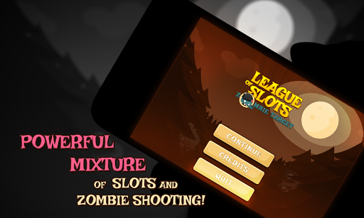 League of Slots: Zombie Target - screenshot