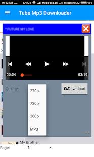 App Tube Mp3 Downloader 2017 APK for Kindle