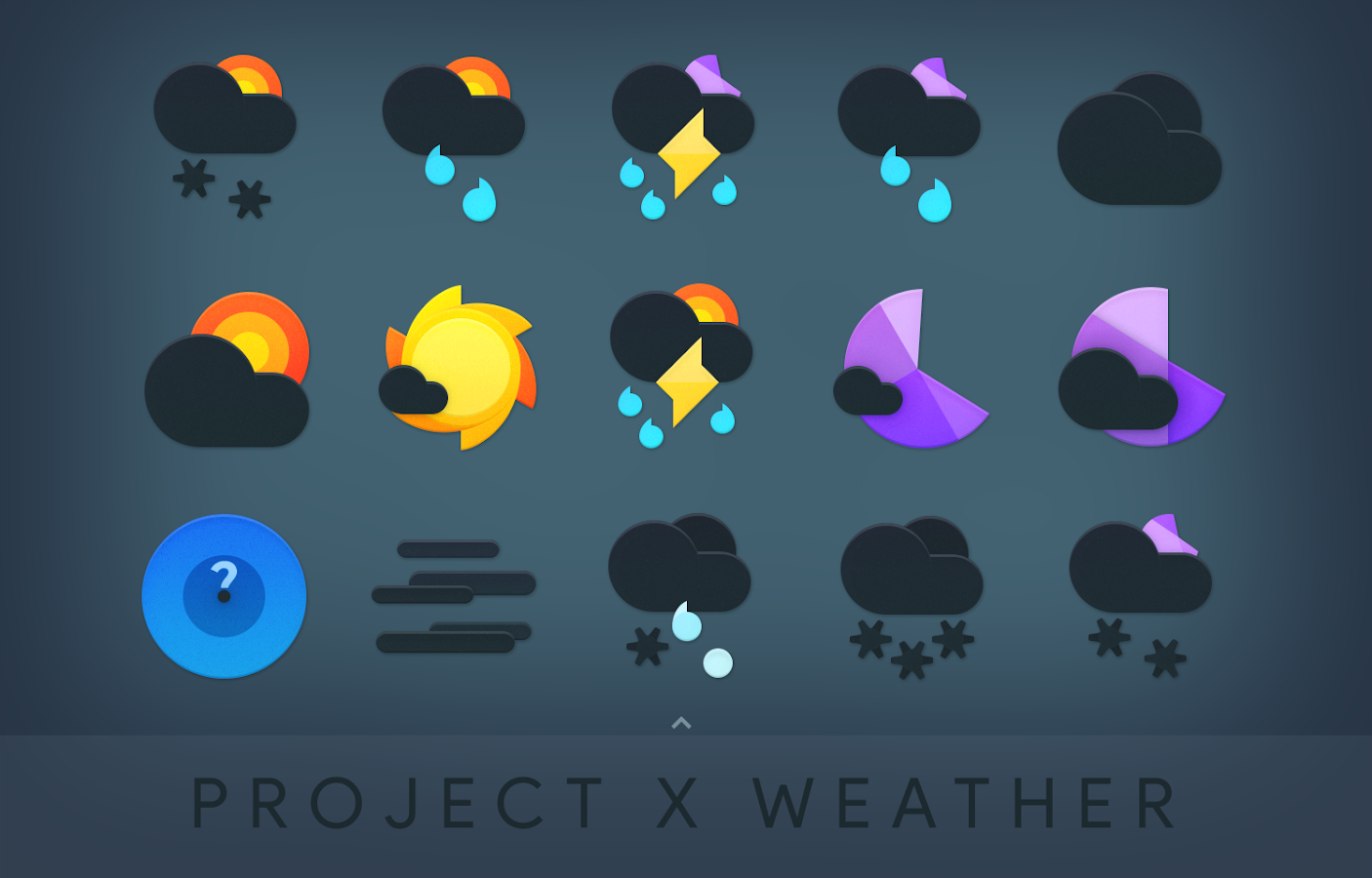 Project X Icon Pack Screenshot 6
