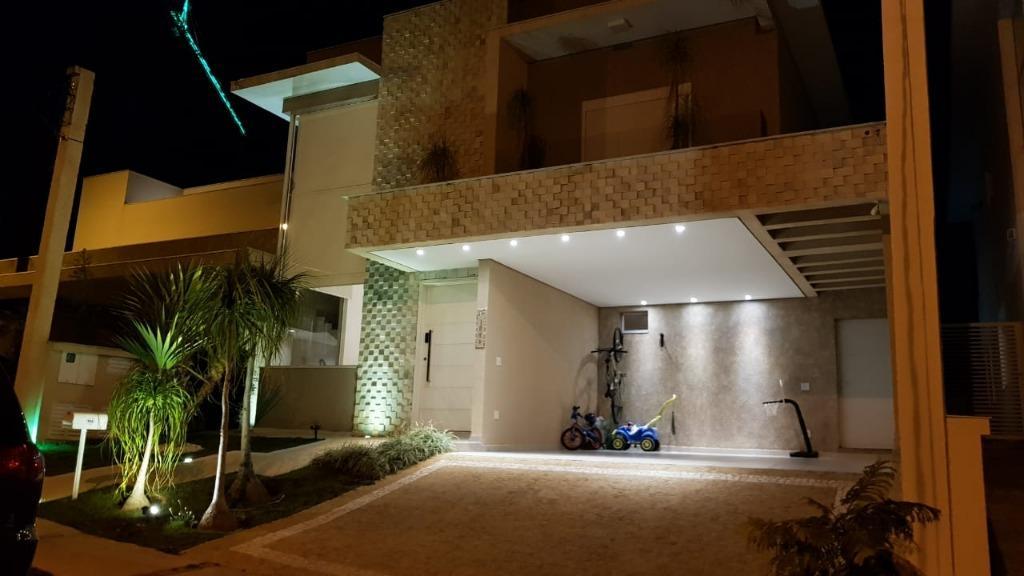 Casa com 4 dormitórios à venda, 340 m² por R$ 1.900.000 - Condomínio Residencial Giverny - Sorocaba/SP