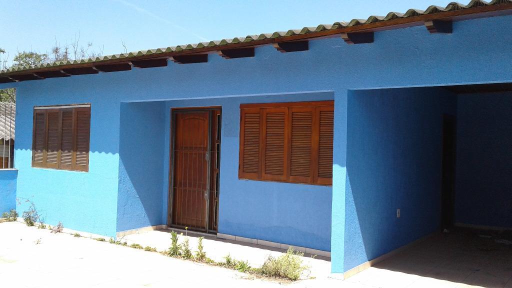 Casa 2 Dorm, Neópolis, Gravataí (CA1453)