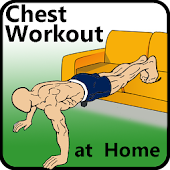 30 days chest workout challenge at home