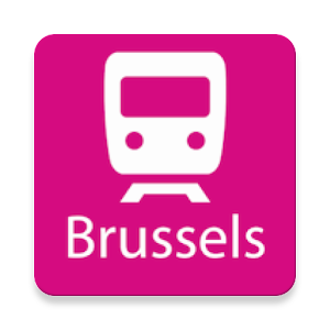 Brussels Rail Map for PC-Windows 7,8,10 and Mac