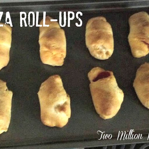 Pizza Roll-Ups