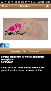 Toutou Smart - screenshot