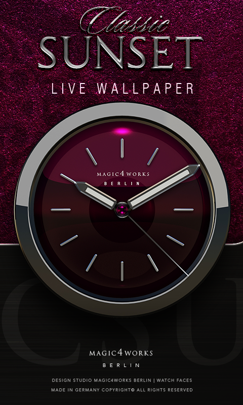 Designer Mega Clock Bundle LWP Screenshot 2