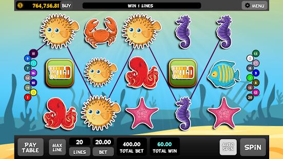Slot Machines - Vegas Is Resting