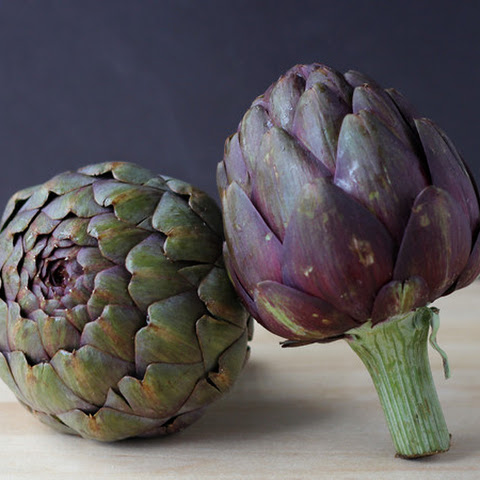 Stuffed Artichoke Halves