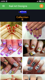 Nail Art Designs - screenshot